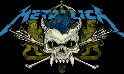 Metallica Pop-Up Store Toronto
