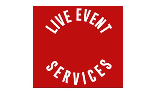 LIVE EVENT SERVICES